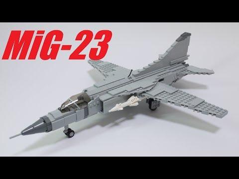 LEGO MiG-23 Flogger  fighter Jets  twitter...
