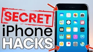 10 Secret iPhone Hacks in iOS 10