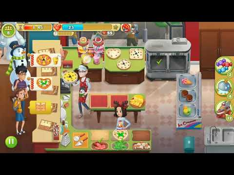 Cooking Diary Gameplay - Pizzeria