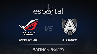ASUS.Polar vs Alliance, game 1