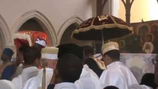 Asteryo Maryam Kibre Beal In Tserha Tsion Christian Ethiopian Orthodox Tewahedo Church 2014 Pt.1