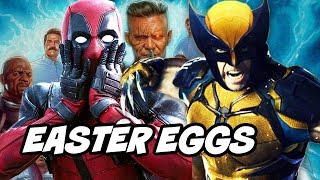 Video Deadpool 2 TOP 50 Easter Eggs - Infinity War Jokes and References Explained MP3, 3GP, MP4, WEBM, AVI, FLV Oktober 2018