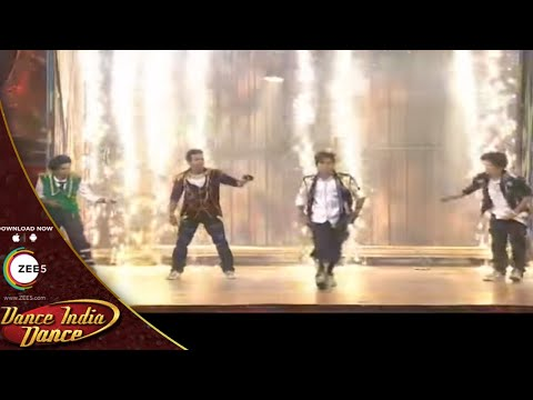 Shyam, Manan, Biki Das and Sumedh's Grand Finale Performance - Dance India Dance Season 4
