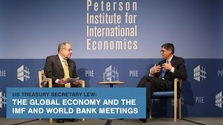US objectives for the global economy, IMF and World Bank