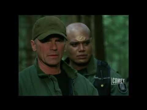 Stargate SG1 - Freeing Unas (Season 5 Ep. 7)