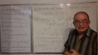 Algebra Intermedia - Lección 16 - A (trinomios Cuadráticos O De Tipo Cuadrático No Mónico)