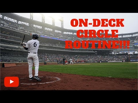 What To Do in the On-Deck Circle