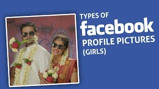 Video Types of Facebook Profile Pictures - Girls | Put Chutney MP3, 3GP, MP4, WEBM, AVI, FLV Agustus 2018