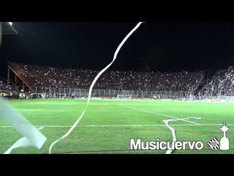 San Lorenzo 0-1 River Recibimiento. Pasan los años y esta hinchada te sigue alentando... - La Gloriosa Butteler - San Lorenzo
