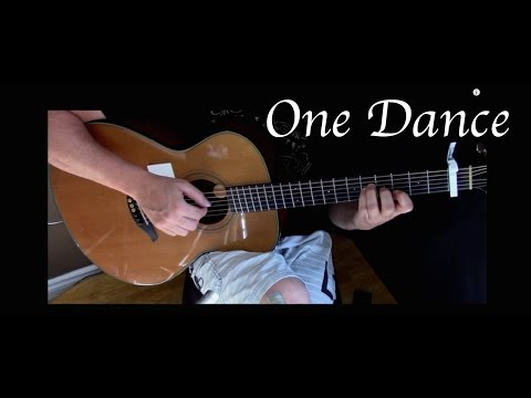 One dance - finger style guitar cover instrumental