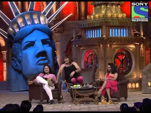 krishna and sudesh best ever Comedy Circus Ke Ajoobe  Episode 38 - 27th April 2013 - YouTube_cut