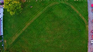 Newark (OH) United States  City pictures : Forgotten Wright Earthworks in Newark, Ohio - Aerial View