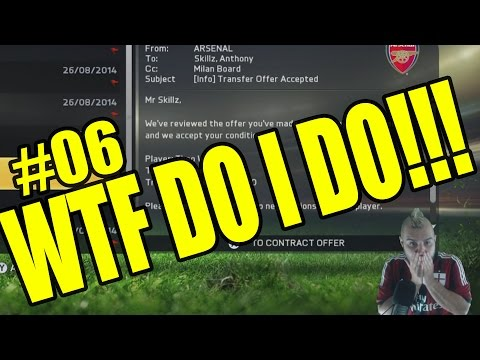 wtf - FIFA 15 CAREER MODE - WTF DO I DO!!!! #06 Like the video if you enjoyed! Thanks! ○FIFA 15 ULTIMATE TEAM COINS - http://www.futcoinking.com ○5% off code: AA9 Career Mode Playlist: ...
