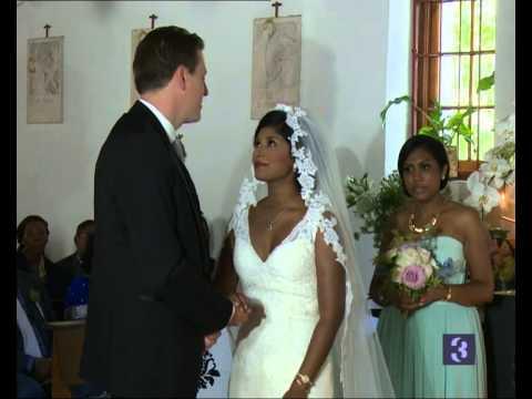 Top Billing attends the wedding of Vabakshnee Chetty