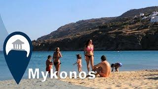 Mykonos | Kalo Livadi beach
