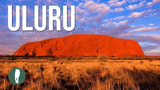 Ayers Rock (Uluru) Australia  city pictures gallery : Uluru / Ayers Rock Dawn, Sun and Rain, time lapse