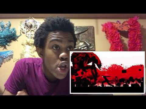 "Rwby ""black"" Trailer Reaction!!!!!!"