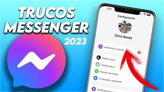 Trucos Ocultos FACEBOOK MESSENGER 2018 // Posiblemente no los conocias