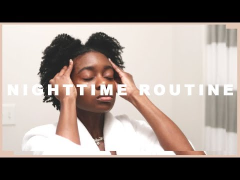 Hairstyles for short hair - Easy Nighttime Routine For Natural Hair  How I Preserve My Twist Outs