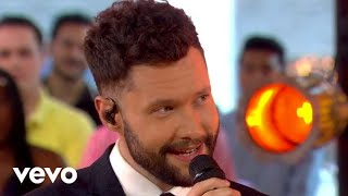 Video Calum Scott, Leona Lewis - You Are The Reason (Duet Version/Live On Good Morning America) MP3, 3GP, MP4, WEBM, AVI, FLV Agustus 2018