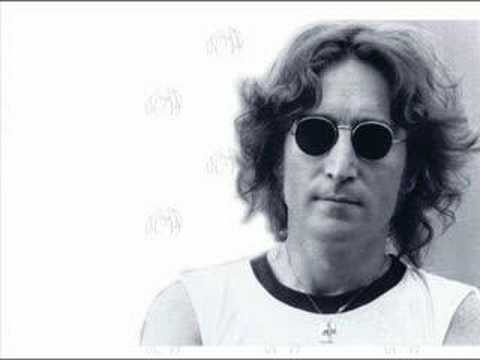 Tekst piosenki John Lennon - Out The Blue po polsku