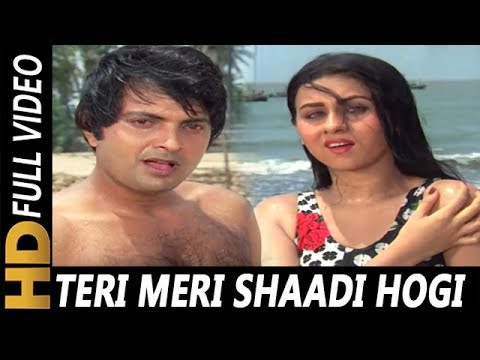 Video Teri Meri Shaadi Hogi |  Lata Mangeshkar, Kishore Kumar | Arpan 1983 Songs | Priti Sapru download in MP3, 3GP, MP4, WEBM, AVI, FLV January 2017