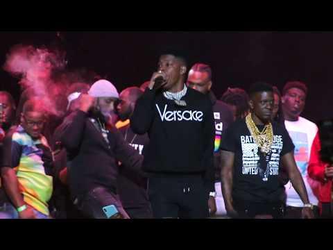 Yung Bleu (Live Performance) [Boosie Bash 2K19]