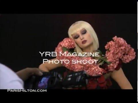 "Paris Hilton - YRB Magazine ""Photo Shoot"""