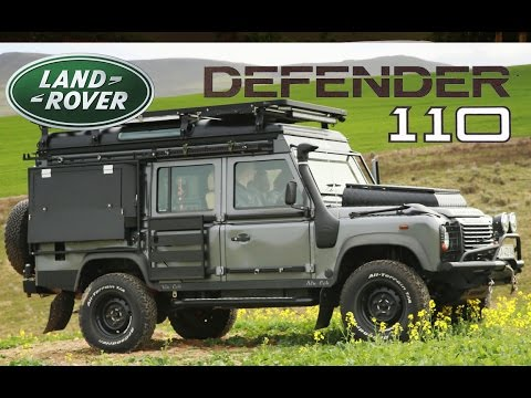 defender - Land Rover Defender - The ultimate Camper conversion built by Alu-Cab. If you enjoy Andrew's videos, click here: http://www.patreon.com/Andrew_StPierre_White.