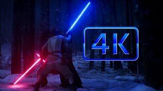 Nonton Star Wars  Episode Vii The Force Awakens   Finn   Rey Vs  Kylo Ren  4k 60fps  Film Subtitle Indonesia Streaming Movie Download