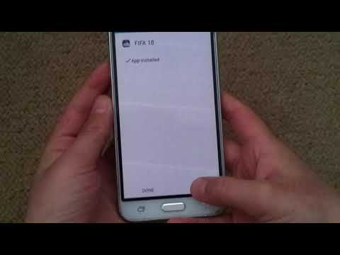 How To Download FIFA 18 On Android Phones (Sub 2 Jmazzy)