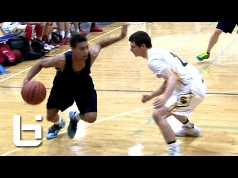 Derryck Thornton Young High IQ Point Guard Who Can Do It All!