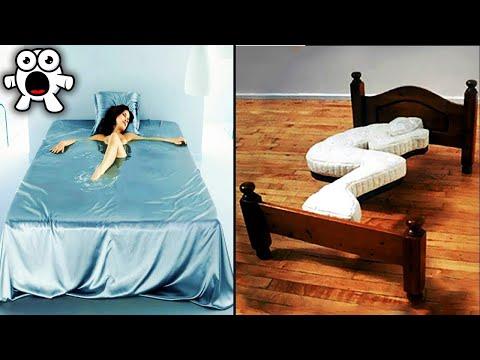 Las Camas Más Inusuales Y Extrañas Que No Son Solo Para Dormir