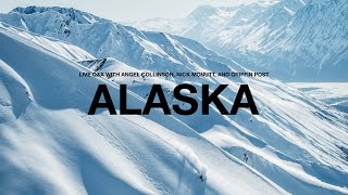 ALASKA: Live Q&A with Angel Collinson, Nick McNutt, and Griffin Post by The North Face