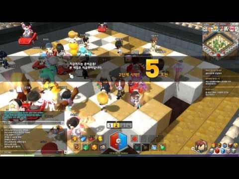 MapleStory 2 - Alpha Test: Final Survivor (Mini Game)