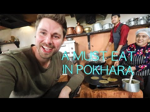 Nepalese FISH FEAST, Insanely DELICIOUS - Pokhara, NEPAL - Thời lượng: 20 phút.