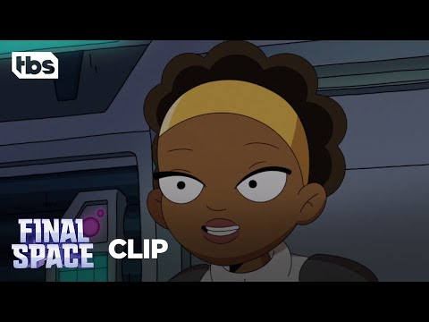 Final Space: Gary & Quinn | Chapter 10 [CLIP] | TBS
