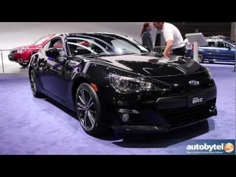 Scion FR-S and Subaru BRZ Are Dual Winners of Autobytel's Compact/Coupe of the Year Award