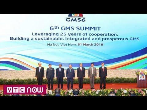 66 tỷ USD để phát triển khu vực Mekong | VTC1 - Thời lượng: 3 phút, 40 giây.