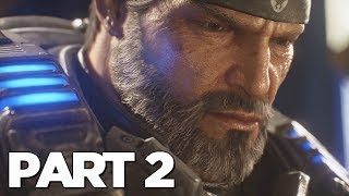 GEARS 5 Walkthrough Gameplay Part 2 - JACK (Gears of War 5)