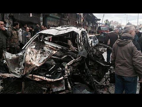 Πολύνεκρη έκρηξη παγιδευμένου αυτοκινήτου στην επαρχία της Λαττάκειας