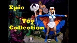 Video * HUGE Action Figure COLLECTION - Heman, Gi Joe, Star Wars, EPIC TOY ROOM MP3, 3GP, MP4, WEBM, AVI, FLV Juli 2018