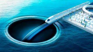 Video Et si on Creusait un Tunnel Sous L'océan ? MP3, 3GP, MP4, WEBM, AVI, FLV Maret 2019