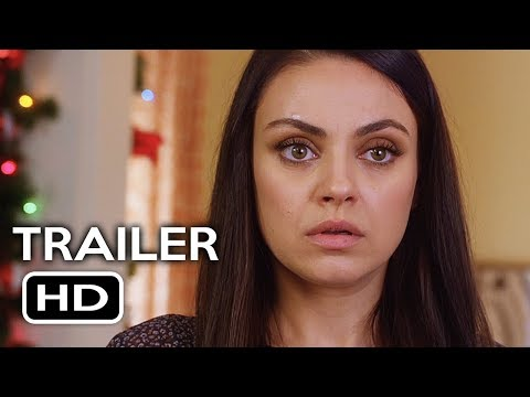 A Bad Mom's Christmas Official Trailer #2 (2017) Mila Kunis, Kristen Bell Comedy Movie HD