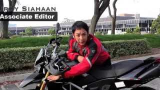 7. 2011 Aprilia Dorsoduro 1200 Review   A good hooligan machine just got great