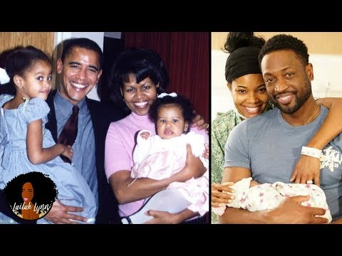 Michelle Obama Reveals IVF Journey &  Gabrielle Union & Dwayne Wade Announce Baby Born via Surrogate