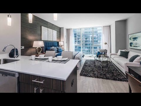 Tour a model studio at the luxurious new MILA apartments