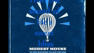 Missed the Boat Modest Mouse