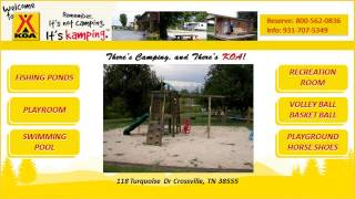 Crossville (TN) United States  City new picture : Campground in Crossville TN