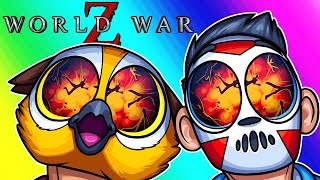 World War Z Funny Moments - BETTER Than Left 4 Dead?! by Vanoss Gaming